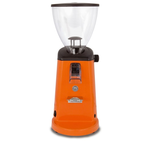 Ascaso Aluminium Grinder, Orange