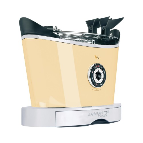 Bugatti Electric Toaster, Cream