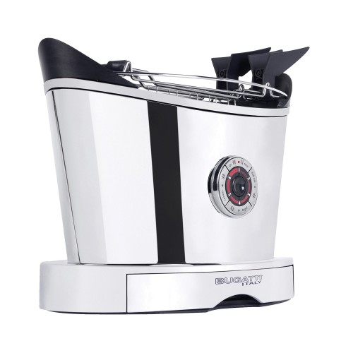 Bugatti Electric Toaster, Chrome