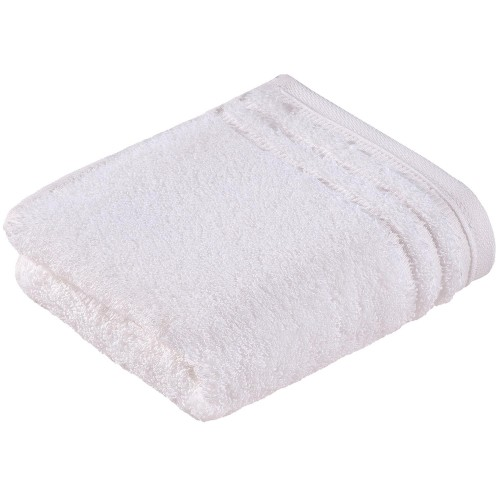 Vosse Vienna Super Soft Guest Towel, White