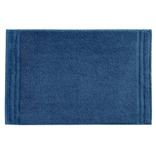 Vossen Vienna Super Soft Guest Towel, Deep Blue