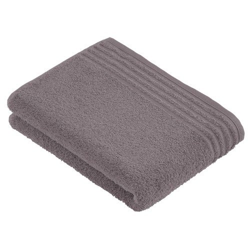 Vossen Vienna Super Soft Bathtowel, Pepplestone