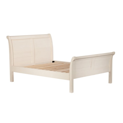 Casa Cotswold Superking Bedframe, White