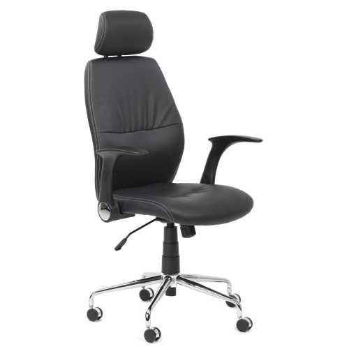 Casa Parker Managers Chair,Black