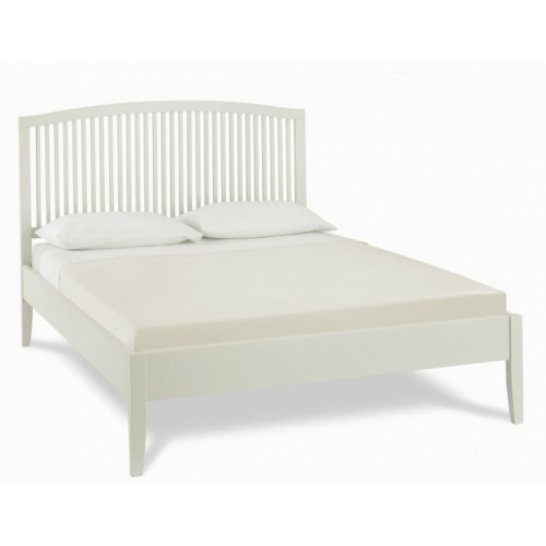 Casa Ashby Bed Frame Single, Cotton