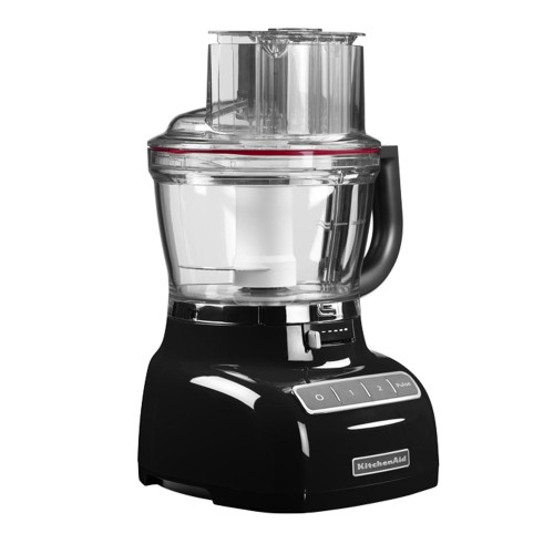 KitchenAid 3.1l Food Processor, Onyx Black