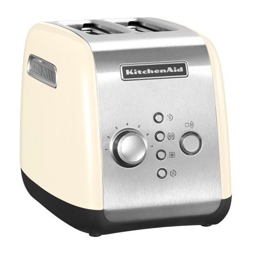 KitchenAid 2 Slot Toaster, Almond Cream