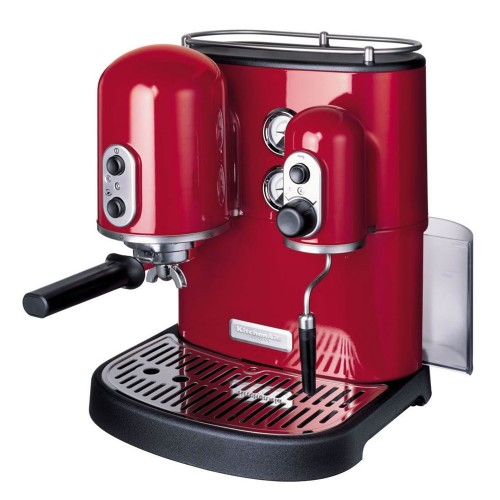 Kitchenaid Espresso Machine Empire Red