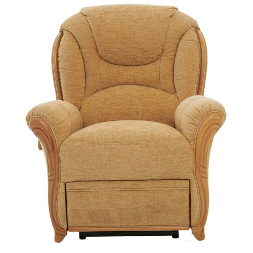 Casa Horizon Power Recliner Chair, Pisa Wicker