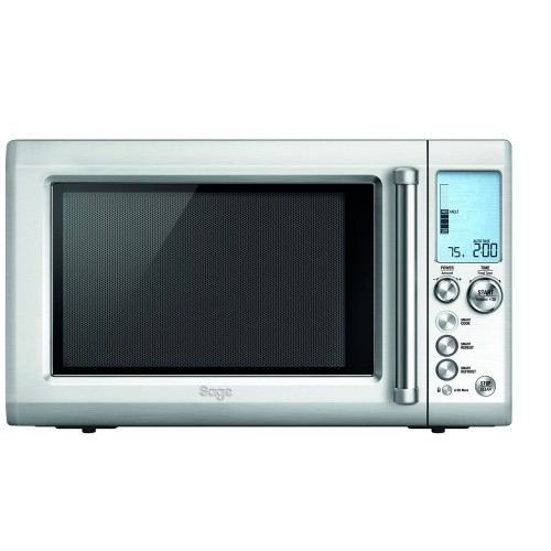 Sage Heston Blumenthal Quick Touch Microwave, Stainless Steel