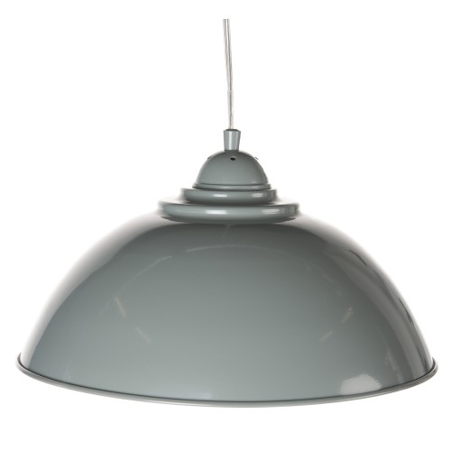 Casa Hendrick Electrified Pendant, Grey