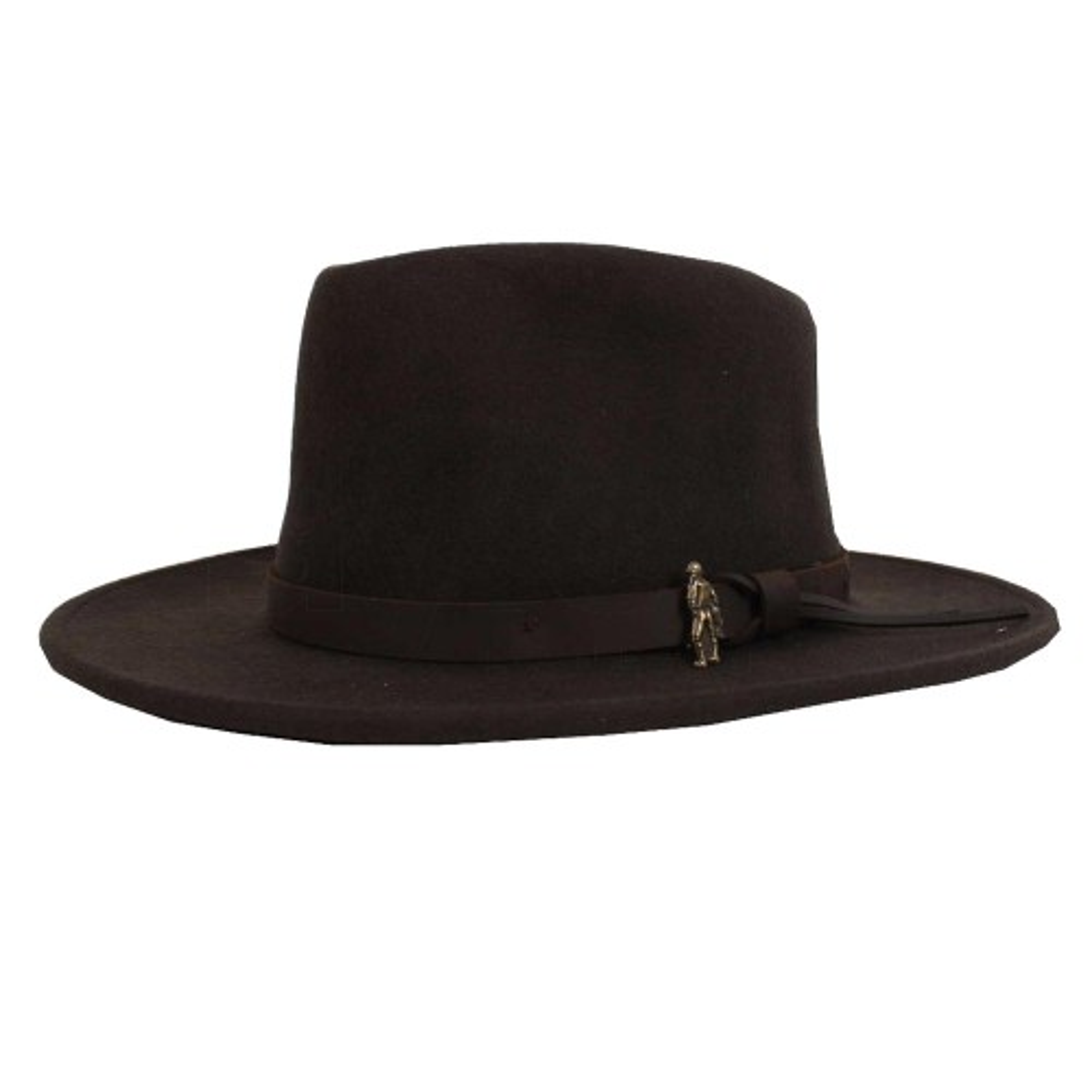 Jack Murphy Boston Jack Felt Hat S, Olive
