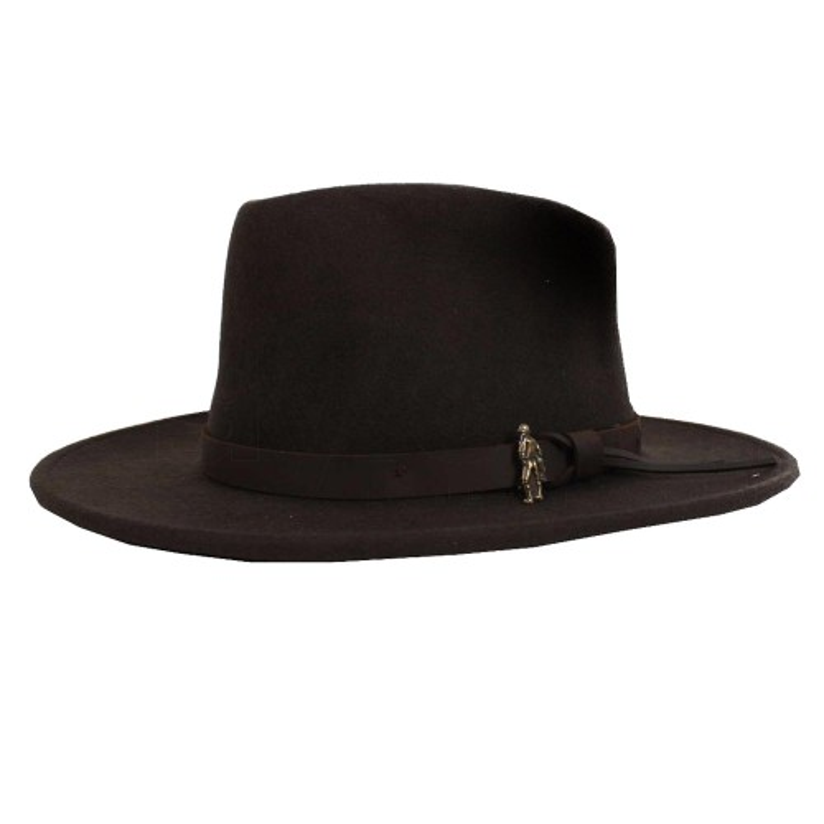 Jack Murphy Boston Jack Felt Hat M, Olive