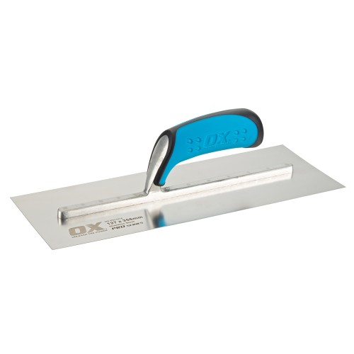 OX Pro 127 X 356mm Stainless Steel Plasterers Trowel