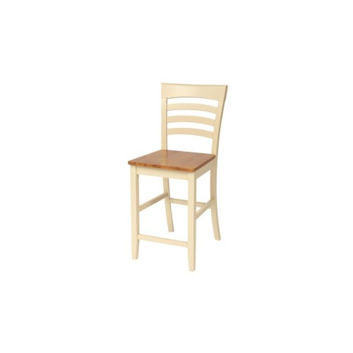 Casa Cotswold Bar Stool Stool, Buttermilk
