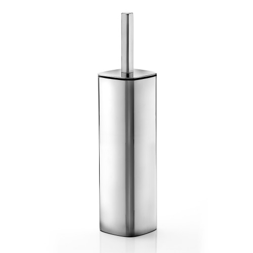 Robert Welch Burfordtoilet Brush and Holder, Stainless Steel