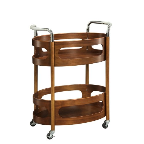 Jual Curve Dining Trolley