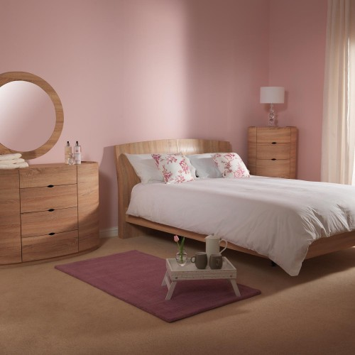 Casa Amy Double Bed Frame