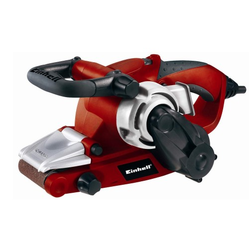 Einhell Red 850w Belt Sander, Black