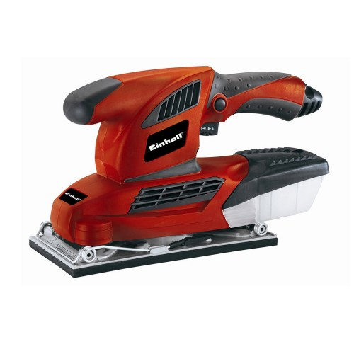 Einhell Red 300w Oscillating Sander, Black