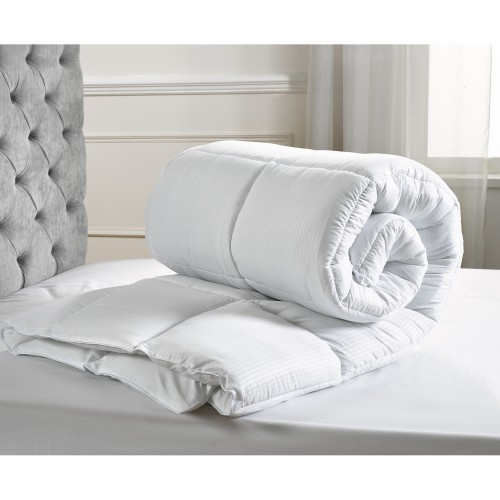 Rectella Luxury Duvet 10.5 Tog Single, White