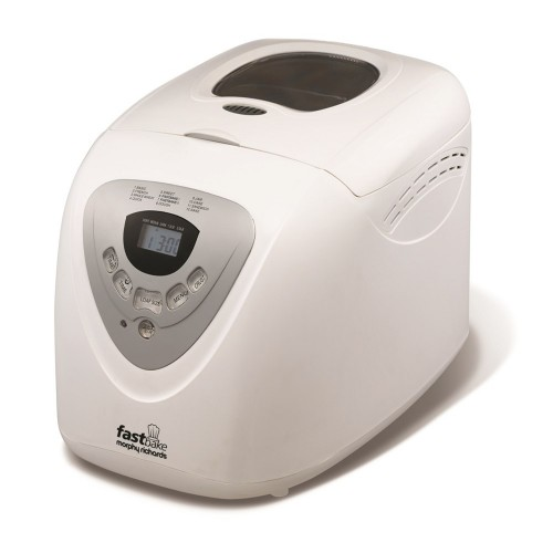 Morphy Richards 48280 Breadmaker, White