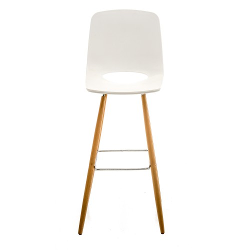 Casa Wasowsky Bar Stool, White
