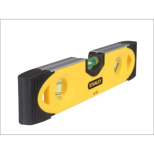 Stanley 23cm Shockproof Torpedo Magnetic Level