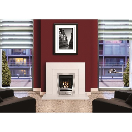 Heddon Micromarble Surround, Alpine White