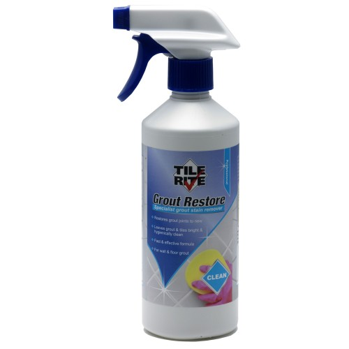 500ml Grout Restorer Spray