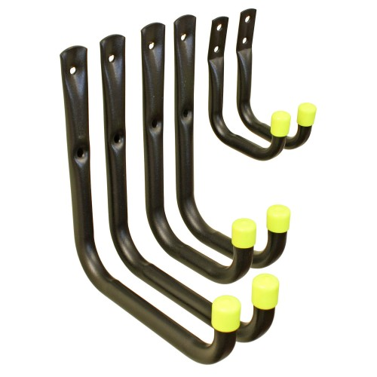 Headbourne Universal Hooks Assorted pack of 6