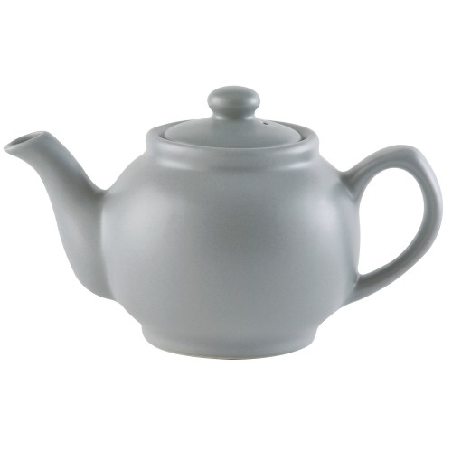 Price And Kensington Matt 6 Cup Teapot Onesize, Grey
