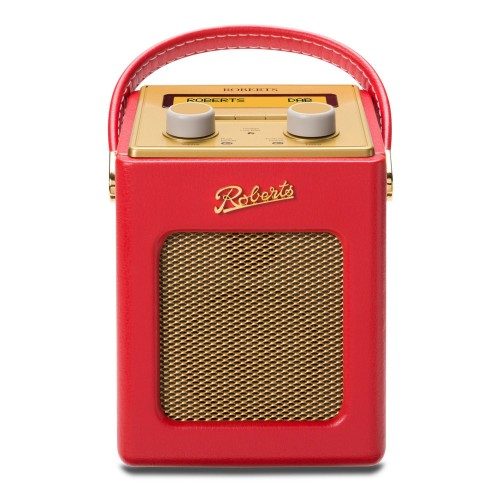 Roberts Mini Revival Radio, Red