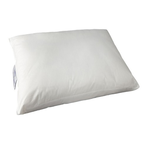 Devon Duvets 2 Fold Pillow, White