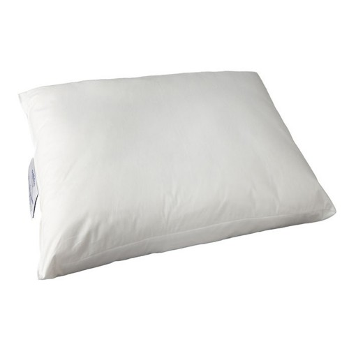 Devon Duvets 3 Fold Pillow, White