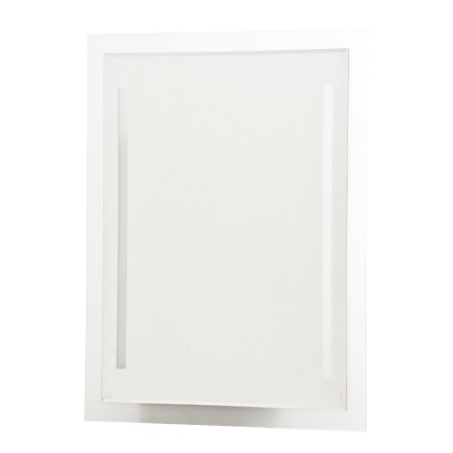 Casa Led Mirror Aluminium Frame, Glass