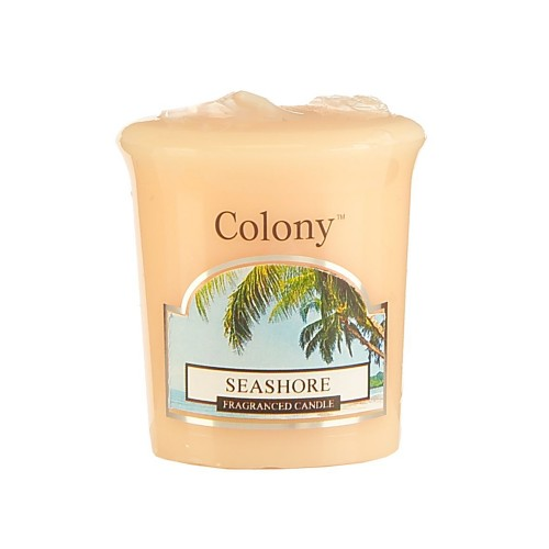 Colony Votive Refill Seashore, Yellow