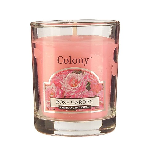 Colony Votive Rose Garden, Pink