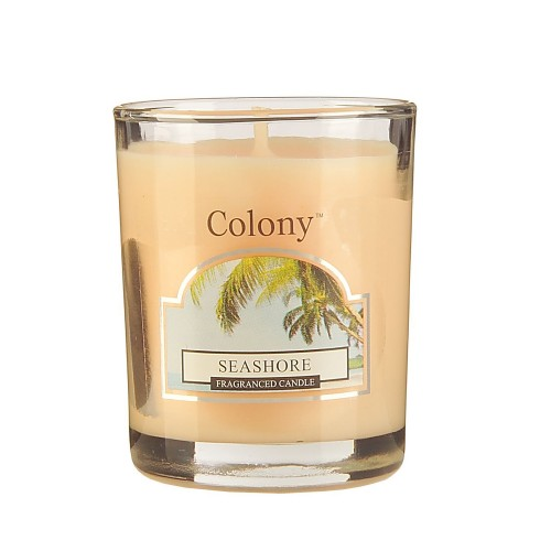 Colony Votive Candle Seashore, Yellow