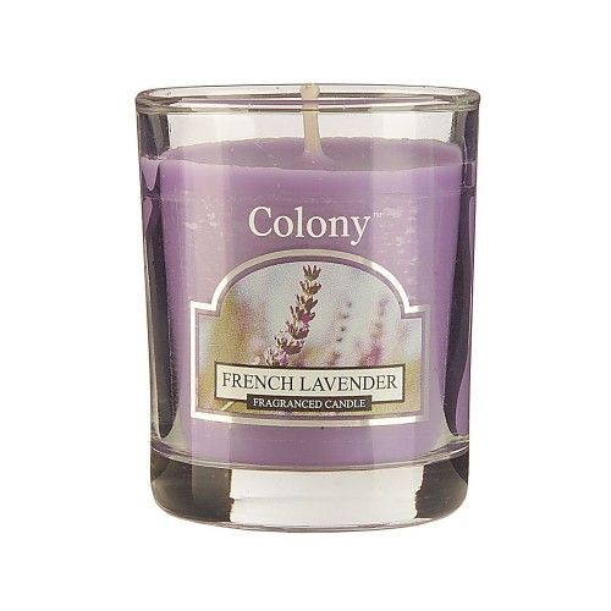 Colony Votive French Lavender, Purple
