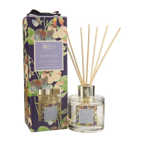 Rhs Reed Diffuser 100ml Sweet Pea, Purple