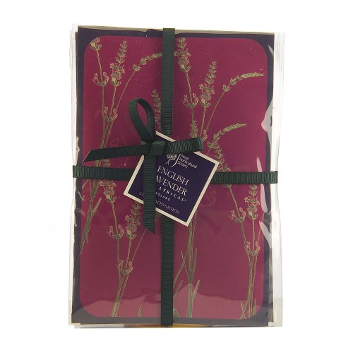 Rhs Scented Sachet English Lavender Set of 2, Purple