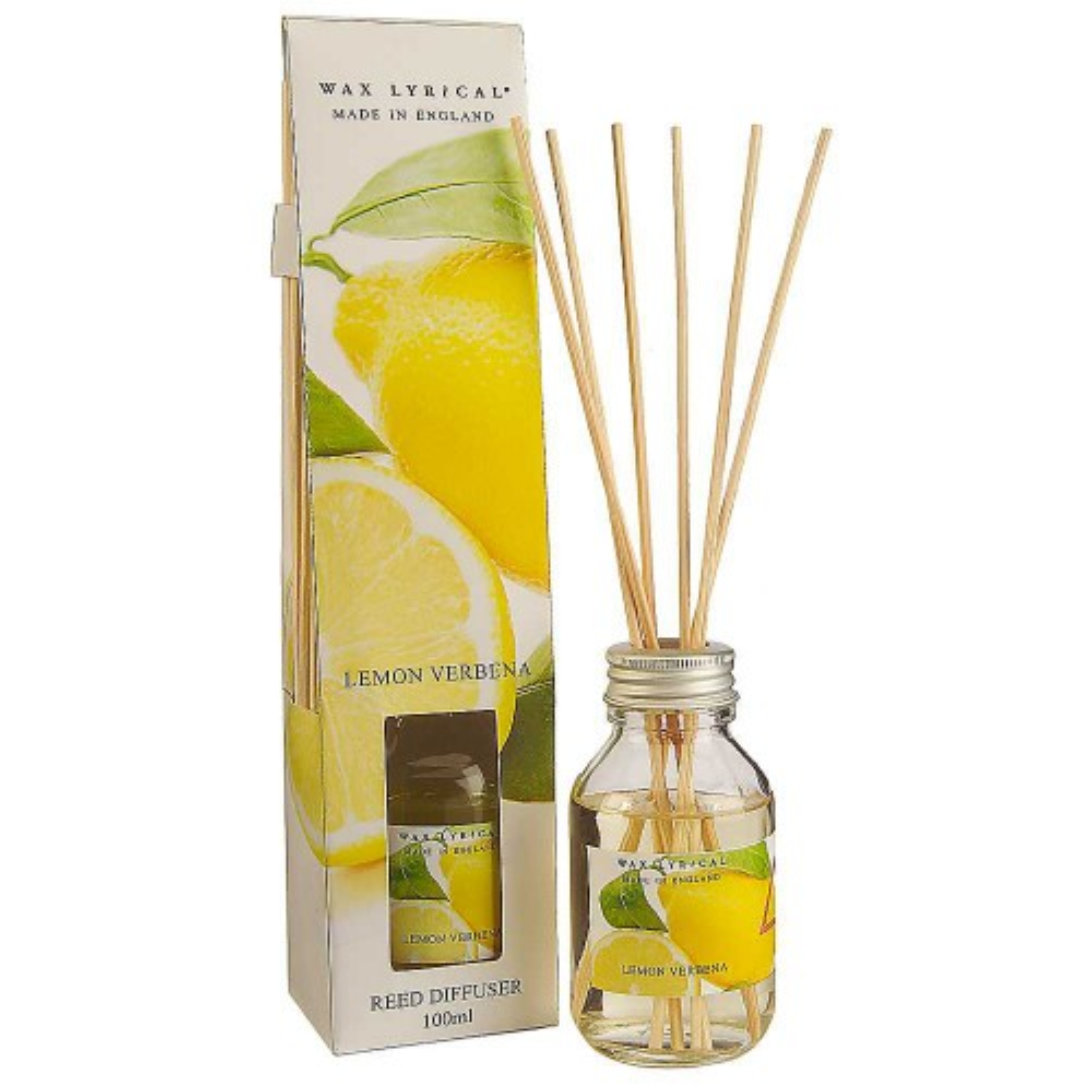Made In England R/d 100ml Lemon Verbena, Yellow