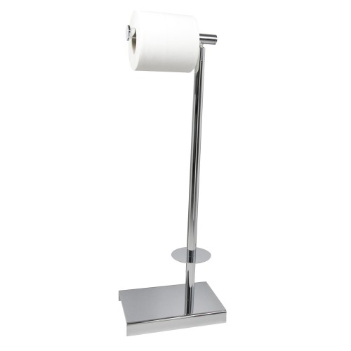 Miller Of Sweden Toilet Roll Holder, Chrome