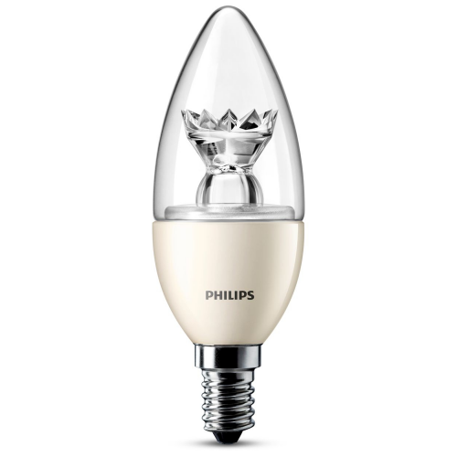 Phillips Led 40w E14 Ww, Warm White