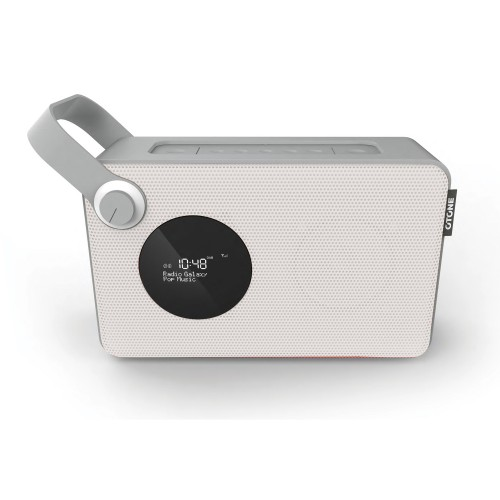 Otone Blumotion Portable Bluetooth DAB / DAB+ / FM Radio, White