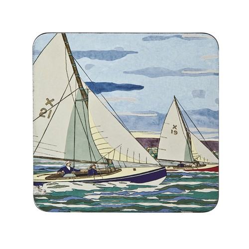 Denby Gone Sailing Coasters