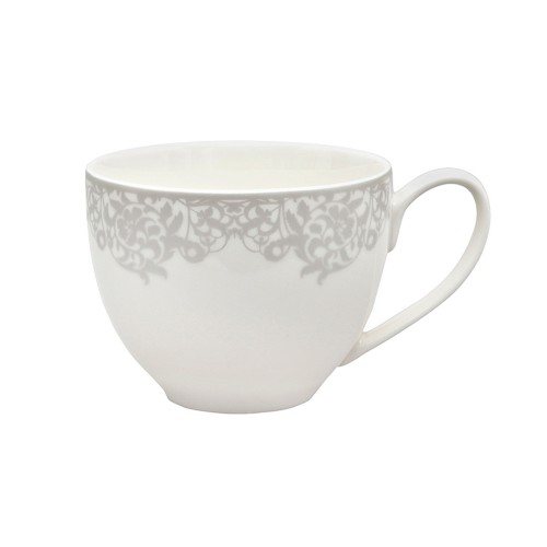 Monsoon Filigree Silver Teacup