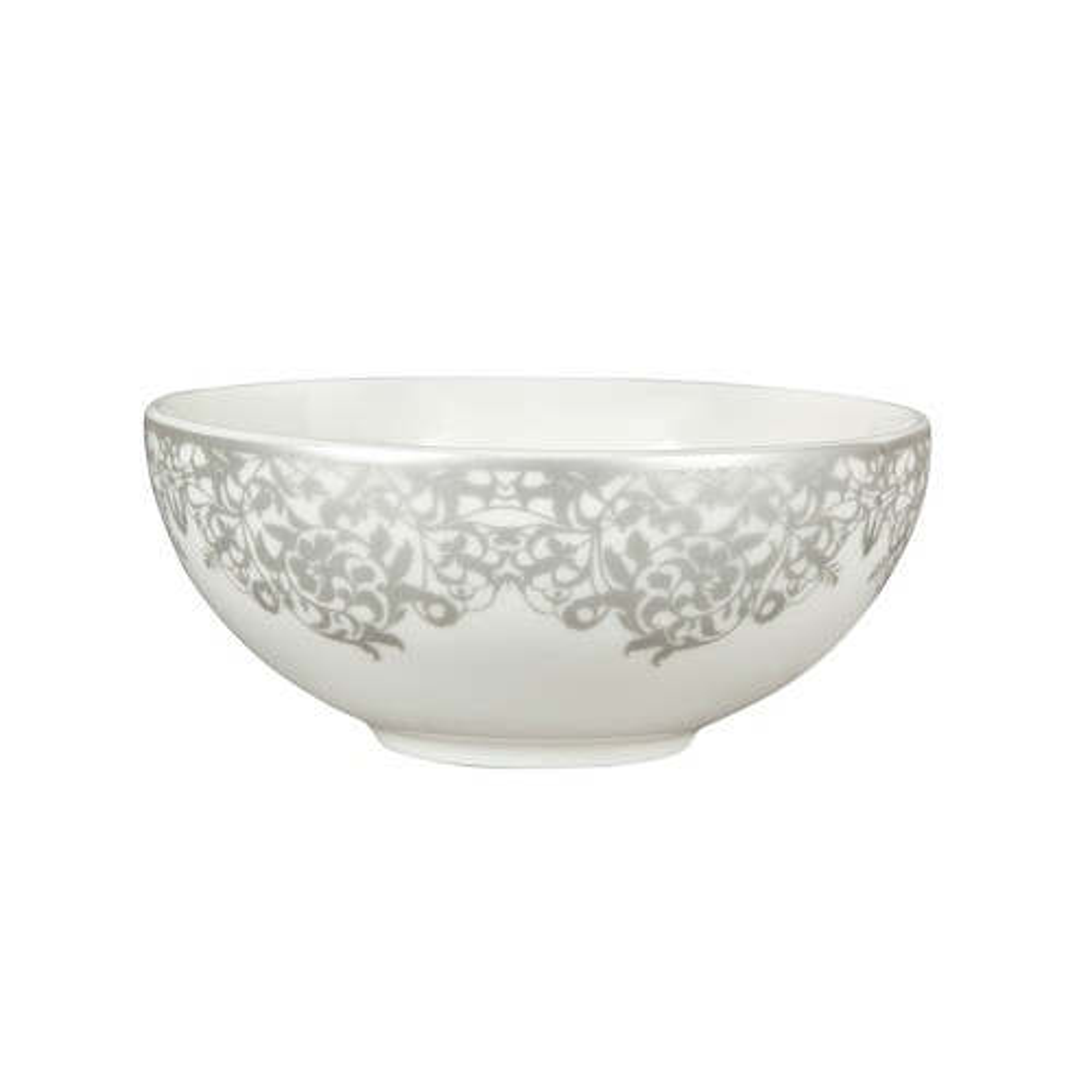 Monsoon Filigree Silver Dessert Bowl