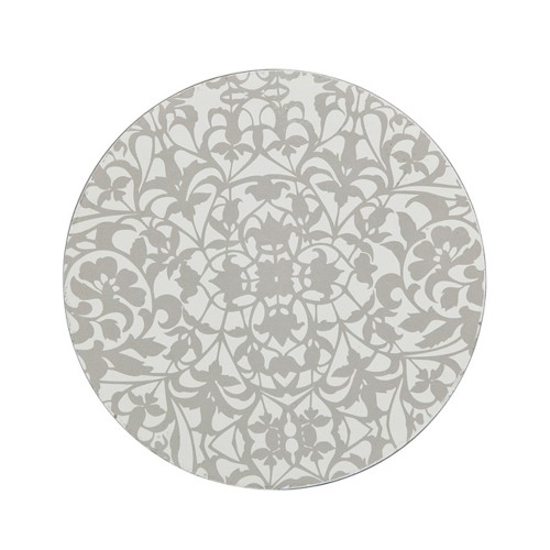 Monsoon Filigree Silver Coasters